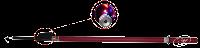 УВН-90М-6-35СЗ ИП КБ Указатель высокого напряжения комбинированный контактно-бесконтактный Купить с доставкой до объекта по России и СНГ. Низкие цены. Всегда в срок