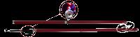 УВН-90М-10-110СЗ ИП КБ 10-110кВ Указатель высокого напряжения комбинированный контактно-бесконтактный Купить с доставкой до объекта по России и СНГ. Низкие цены. Всегда в срок