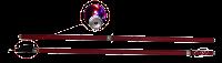УВН-90М-35-110СЗ ИП КБ 35-110кВ Указатель высокого напряжения комбинированный контактно-бесконтактный Купить с доставкой до объекта по России и СНГ. Низкие цены. Всегда в срок