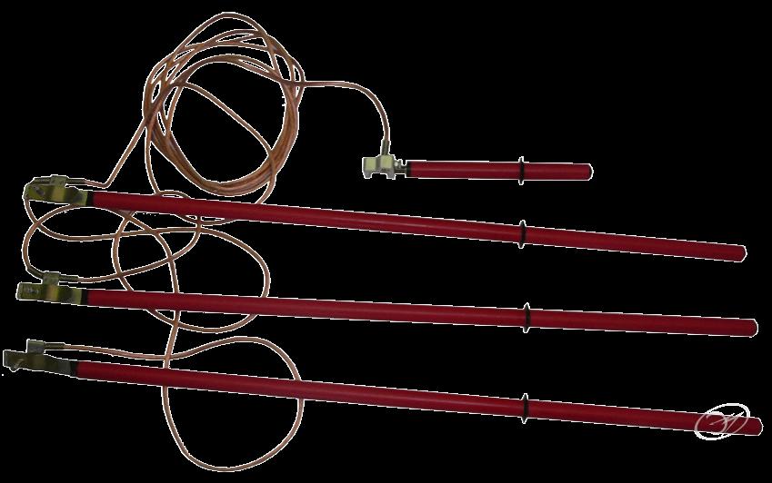 ЗПЛ-10Н-3 16мм,25мм,35мм,50мм,70мм,95мм,120мм Заземления переносные линейные Купить с доставкой до объекта по России и СНГ. Низкие цены. Всегда в срок
