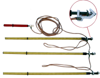 ПК-0,4-10Н 25кВ Заземление переносное для изолировaнных проводов Купить с доставкой до объекта по России и СНГ. Низкие цены. Всегда в срок