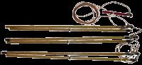 ЗПЛ-220Н-3 25мм,35мм,50мм,70мм,95мм,120мм Заземления переносные линейные Купить с доставкой до объекта по России и СНГ. Низкие цены. Всегда в срок