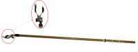 ШОУ-110 Штанга оперативная универсальная до 110 кВ Купить с доставкой до объекта по России и СНГ. Низкие цены. Всегда в срок