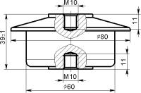 ОПНп 0,22 – 0,4 кВ
