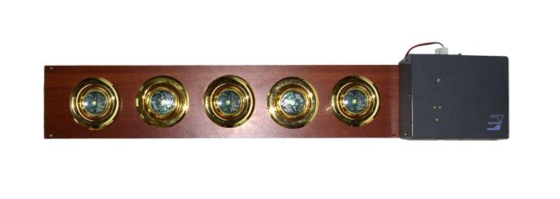 СВЕТОДИОДНАЯ СИСТЕМА АВАРИЙНОГО И ДЕЖУРНОГО ОСВЕЩЕНИЯ «ЭКОТОН-12»