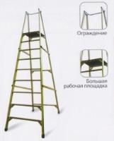 Диэлектрические лестницы. Стремянки. Вышки. Подмостки
