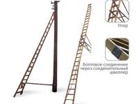 Лестницы для подъема на опоры ВЛ (ЛСПСО)