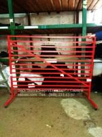 Щит-ограждение диэлектрический стеклопластиковый 1500х1200 мм (горизонтальный)17.01-015-005