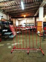 Щит-ограждение диэлектрический стеклопластиковый 1500х1200 мм (вертикальный)17.01-015-004